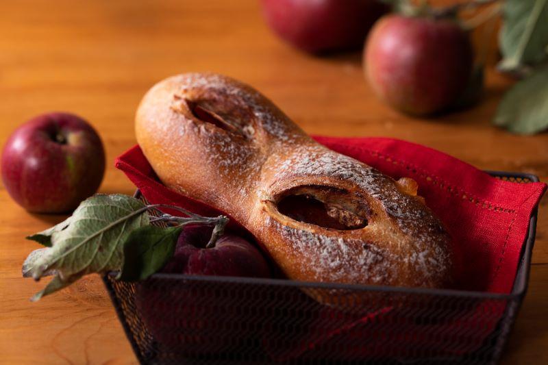 林檎のパン